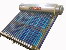 Integrated High Pressure Solar Water Heater (SPP-470-58/1800-24-C)