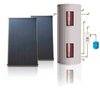 Split Solar Water Heater of Flate Plate