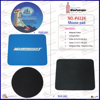 bulk factory supplies neoprene bearing mouse pad with eva foam wrist mat