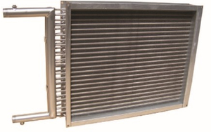 commercial copper punt heat exchanger for outdoor Wood furnace