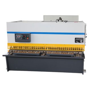 QC12Y-8X2500 Hydraulic Metal Shear for Cutting Plate