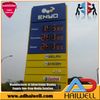 Großhandel 12-Zoll-Ziffern Gas Electronic Price Digital Led Signs