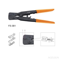 FS-3B1 FS-3B3 FS-3B6 MINI-TYPE CRIMPING PLIER terminals crimping tools
