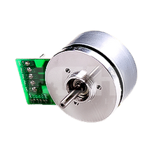 Outer Rotor Brushless DC Motor 42mm