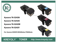 TK5240/5241/5242/5243/5244 COLOR TONER FOR ECOSYS M5526CDW/P5026CDW/P5026