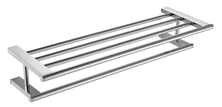 European Style Towel Rack with 304 Stainless Steel for Hotel (KW-6813)