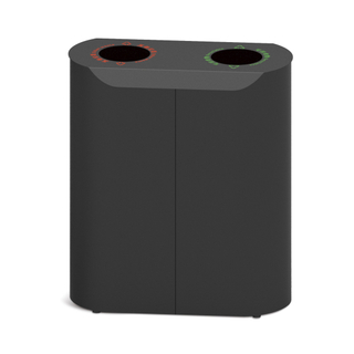 The Classified Trash Can for Garden HW-512