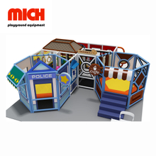 MICH Safe Indoor Soft Mobile Playground para niños