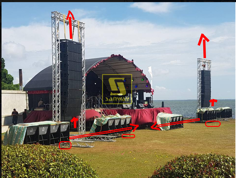 How to Setup a Good PA System for Outdoor Event?