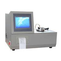 DSHD-5208 Rapid Closed Cup Flash Point Tester