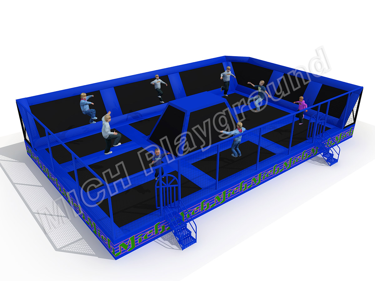 MICH Indoor Trampoline Park Design for Amusement 3068B