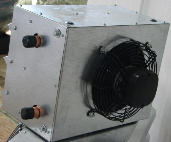 Outdoor Furnace Parts Hanging Hot Water Coils Unit Heaters - Buy ...