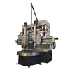 DVT5225 Vertical Type Manual Lathe Machine with Double Column