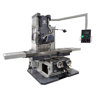 X715 Bed Type Universal Milling Machine X715 with CE Standard