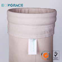 Power Plant Air Pollution Filter Sleeves Ash Filtration Bags