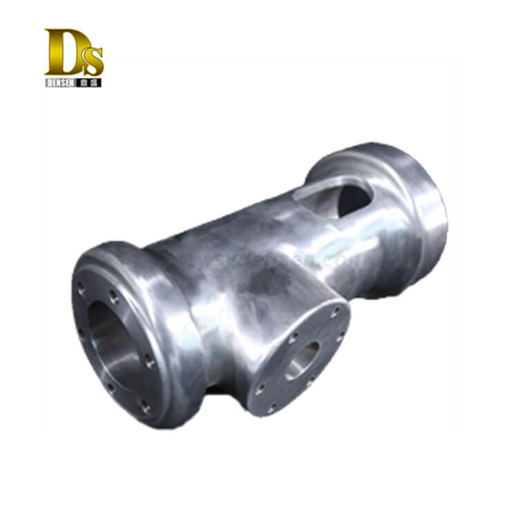 Low Pressure Casting Aluminum Parts for Machinery