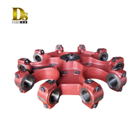 Customized Mining Machinery Parts by Sand Casting And Forging