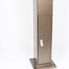 Stainless Steel Ashtray Stand Trash Bin for Street(YH-290BH)