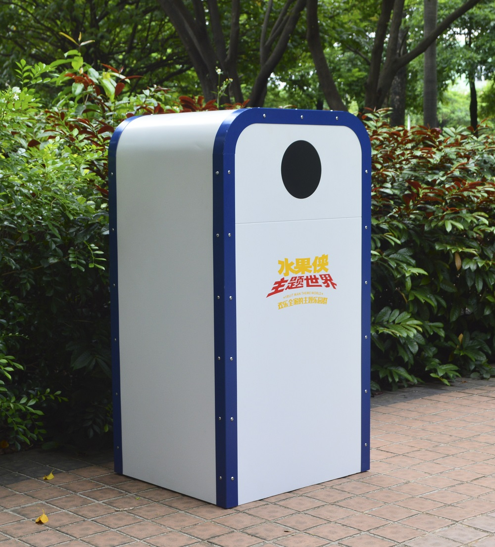 Amusement Park Dustbin From China Factory