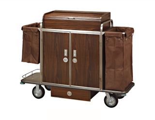 Luxury and Modern Style Guestroom Service Trolley (FW-115)
