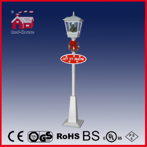 (LV180S-WW) 2016 Festival Street Decoration Lamp with Snow Flakes