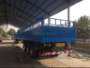 SINOTRUK High Quality 3 Axle Storehouse Semi Trailer for Africa