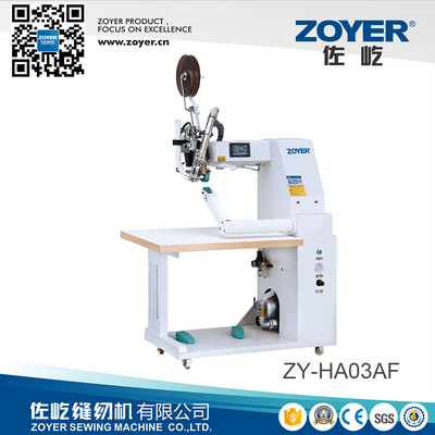 ZY-HA03AF Zoyer Feed off the arm hot air seam sealing machine