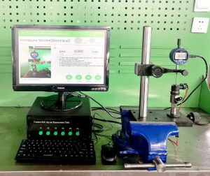 CR3-B/CRM-100S common rail stroke 3-stage testing tools