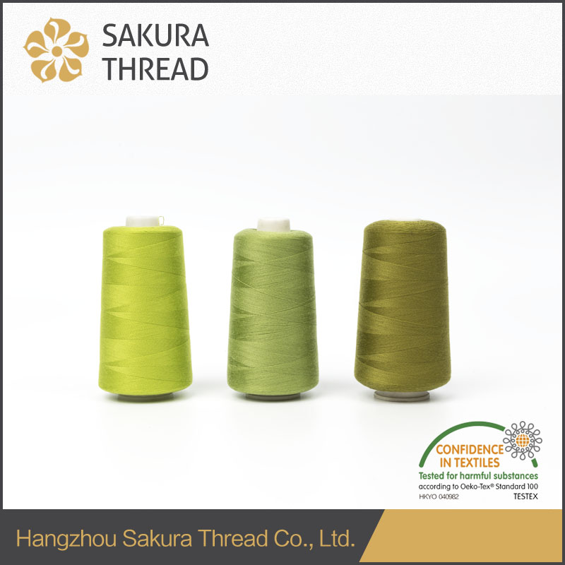Flame Retardant Sewing Thread for American Bedding (16CFR1610)