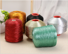 STA Soft Metallic Embroidery Thread for Textile