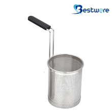 Cylindrical Stainless Steel Pasta Basket - BTW60S67-201