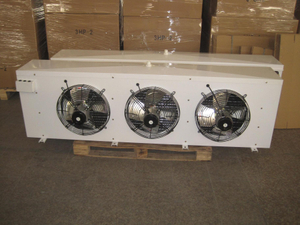 Air Cooler Unit For Refrigerating Cabinets with 4.5mm fin space