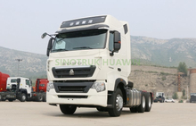 SINOTRUK HOWO T7H 6x4 Tractor Truck for Africa