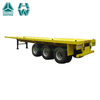 SINOTRUK 40FT 3 Axles Skeletal Semi Trailer