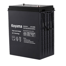 6V310AH Deep Cycle Gel Battery DCG310-6