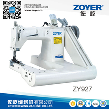 ZY927 Zoyer double needle feed-off-the-arm chain stitch sewing machines