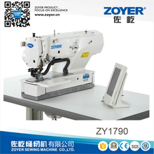 ZY1790 zoyer High speed lockstitch straight button holing sewing machine