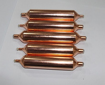 Competitive Price Copper Tubes Accumulator for Freezer