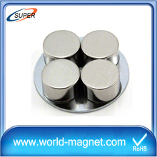 Small disc neodymium magnet for sales