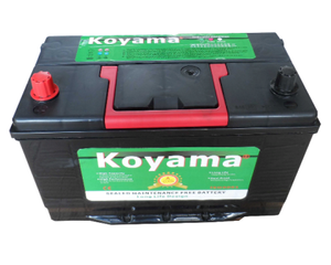 JIS Maintenance Free Auto Battery