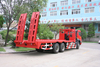 HOWO 4X2 Flatbed Recovery Wrecker Truck