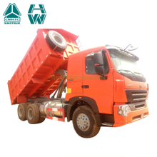 Sinotruk A7 6X4 Middle Tipping Dump Truck for sale