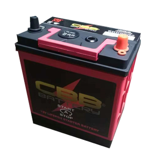 12.8V 24ah LiFePO4 Lithium Starter Battery Car Battery LFP40b19L