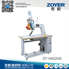 ZY-HA02AS Zoyer Hot air seam sealing bending machine for shoes