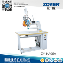 ZY-HA05A Zoyer Horizontal tube hot air seam sealing machine