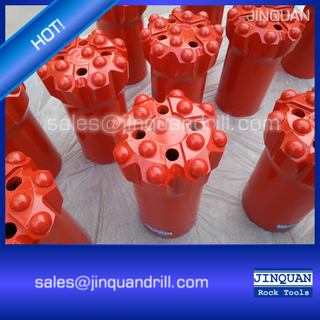 Top hammer rock drilling tools - button bits suppliers,drill bits,drill rods