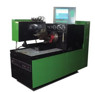12PSDW-S Diesel Fuel Injection Pump Test Bench, Computer Oil Delivery Display
