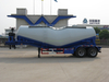 V Type Bulk Cement Semi Trailer