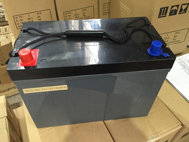 Aerial Work Platform/Access Gel Deep-Cycle Battery