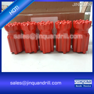 Thread Button Drill Bits R22, R25, R28, R32, R35, R38, T38, T45, T51, ST58, ST68,GT60